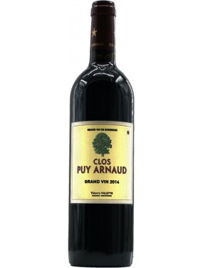 Clos Puy Arnaud 2014